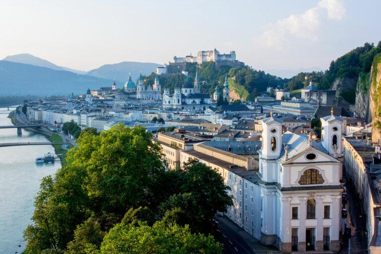 Festspielstadt Salzburg